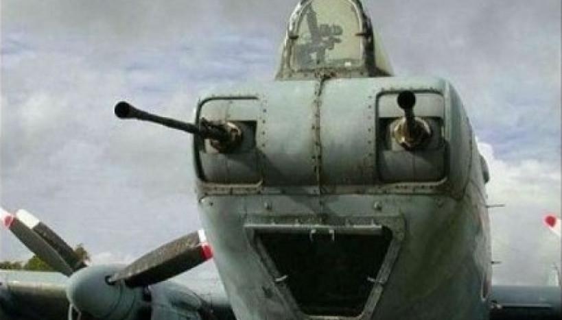 Avião Feliz