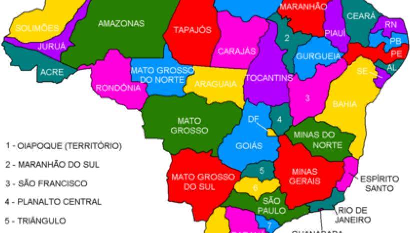 Novos Estados