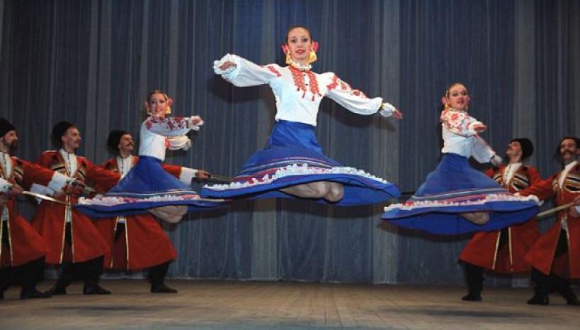 Dançarinas Flutuantes