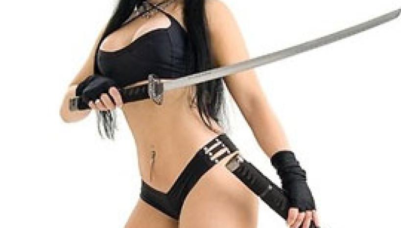 Mulher Ninja