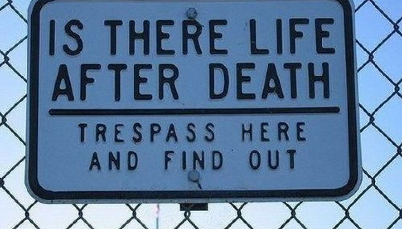 Há vida após a morte?