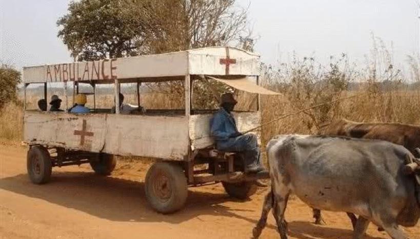 Ambulância nordestina
