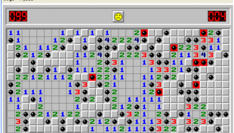 Catar umas minas